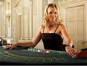 Spin Palace Live Blackjack