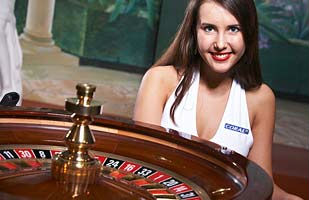 Spielen Spin Palace Live Roulette