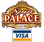 Giocare Spin Palace con Spin Palace Visa